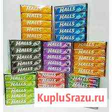 Леденцы нalls и конфеты Рондо Ижевск