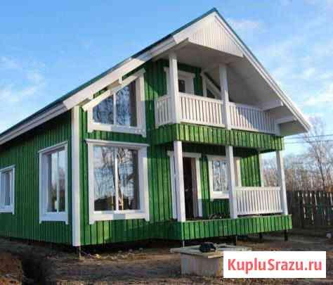 Отделка домов, внутри и снаружи. Строительство Большая Ижора