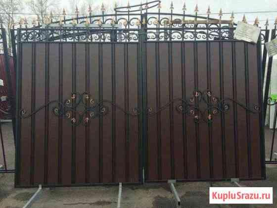 Ворота,заборы Феодосия