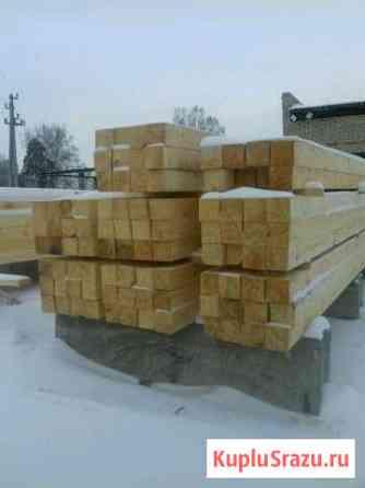 Пиломатериал сосна, лиственница, кедр от производи Новосибирск