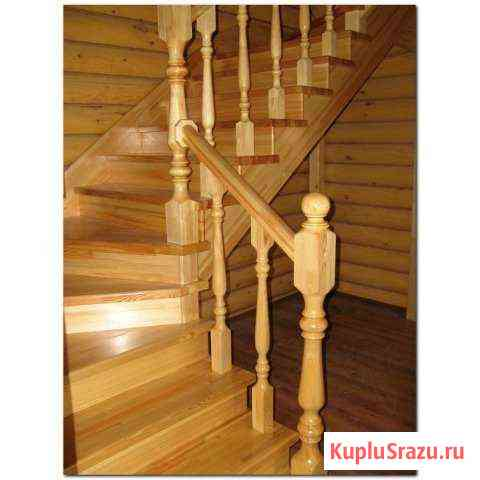 Лестницы из дерева Ногинск