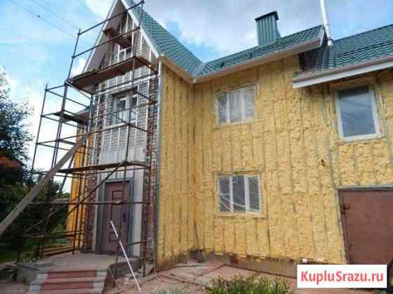 Утепление домов в Сергиевом Посаде Сергиев Посад