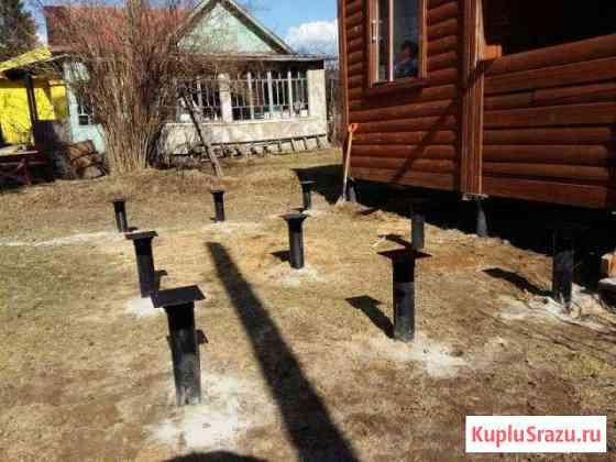 Заборы на винтовых сваях Ногинск