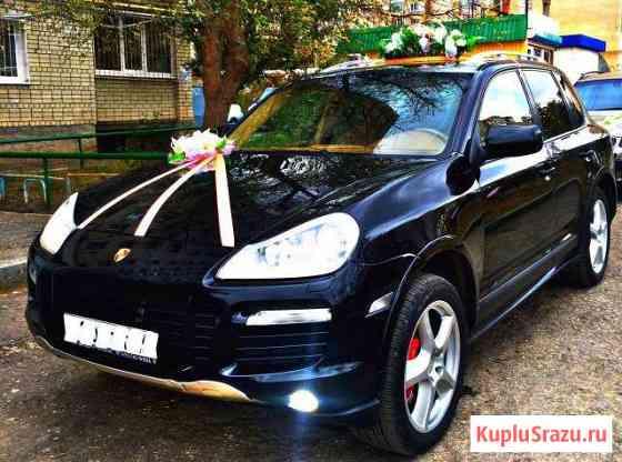 Авто на свадьбу Porshe Cayenne GTS Саратов