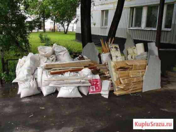 Вывоз строительного и бытового мусора Тамбов