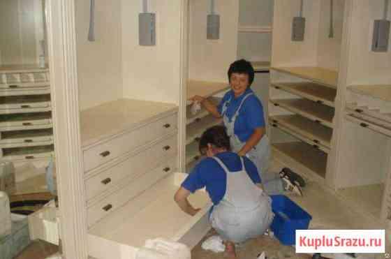 Уборка, няня, помощь по дому Москва