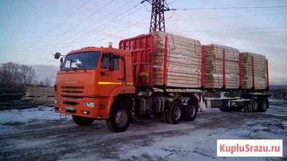 Услуги лесовоз сортементовоз,красноярский край Шалинское