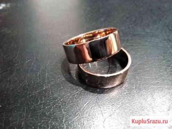 Обручальные кольца Камышин