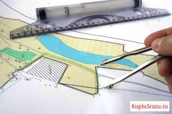 Геодезия, Кадастр, Межевание, Технический план Новосибирск