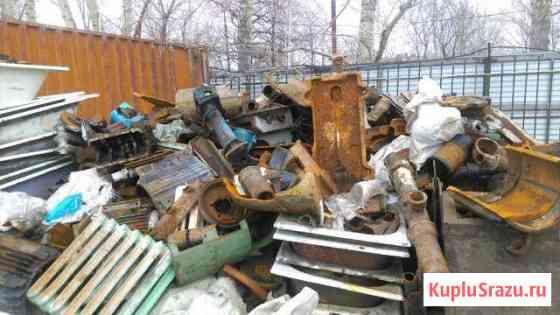 Вывоз металлолома Воронеж