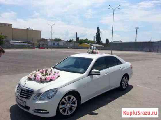 Трансфер, свадьба, аренда автомобиля Мерседес с во Симферополь