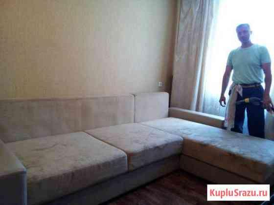 Выездная химчистка диванов, матрасов и ковров Саратов