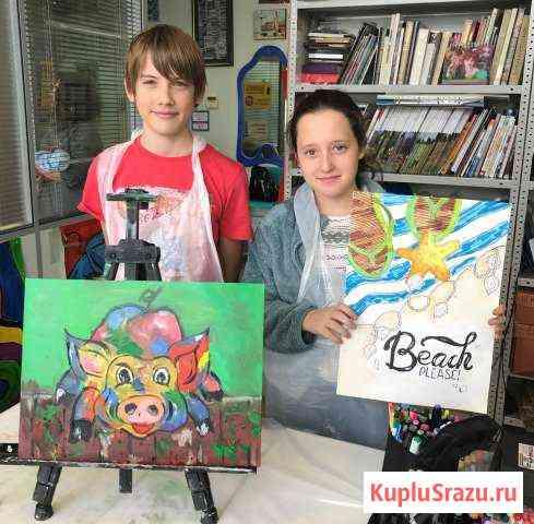 Зарабатывайте от 100 000 рублей по арт- франшизе Москва