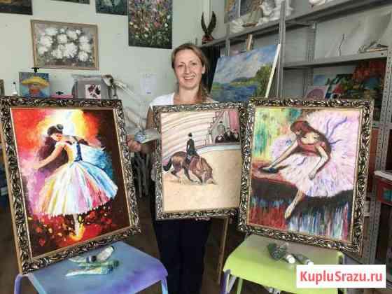 Франшиза школы рисования прибылью от 250 000 Москва