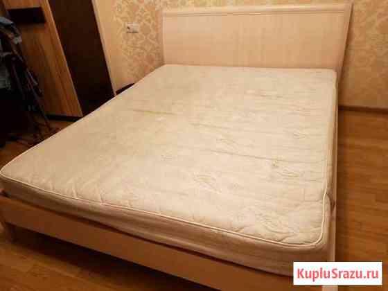 Кровать с матрасом Балашиха