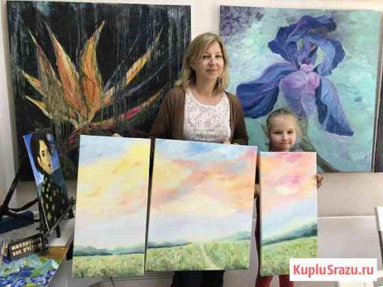 Открой школу рисования по франшизе в своем городе Москва