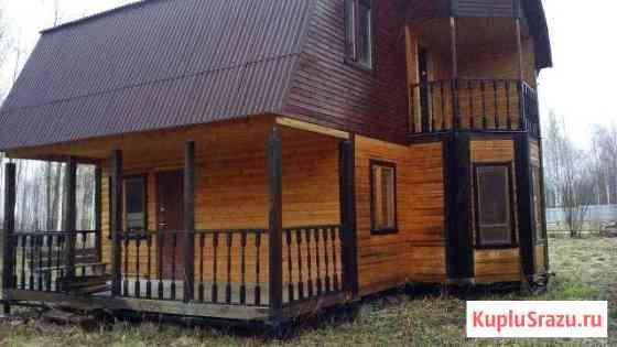 Дом 100 кв.м. на участке 10 сот. Лотошино