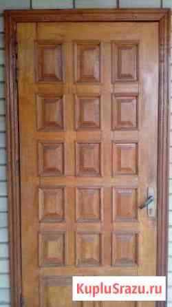 Дверь из бука Новокубанск