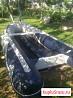 Продается надувная моторная лодка honda в хорошем