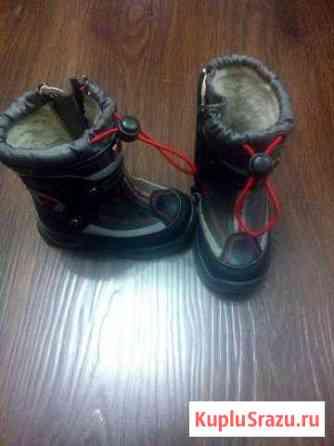 Ботинки Злынка