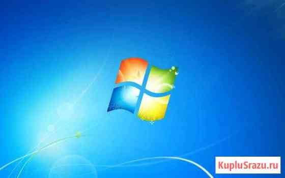 Переустановка Windows,установка разных программ и Белгород