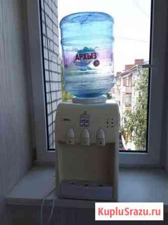 Кулер для воды настольный Брянск