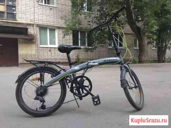Велосипед складной Stern Compact 2.0 20 Калуга