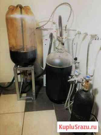 Франшиза производства напитков в кегах Элиста