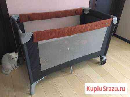 Кроватка-манеж Нарьян-Мар