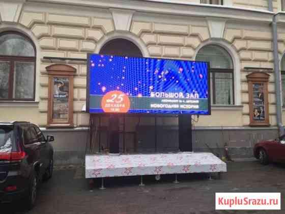 Видеоэкран от производителя Великий Новгород