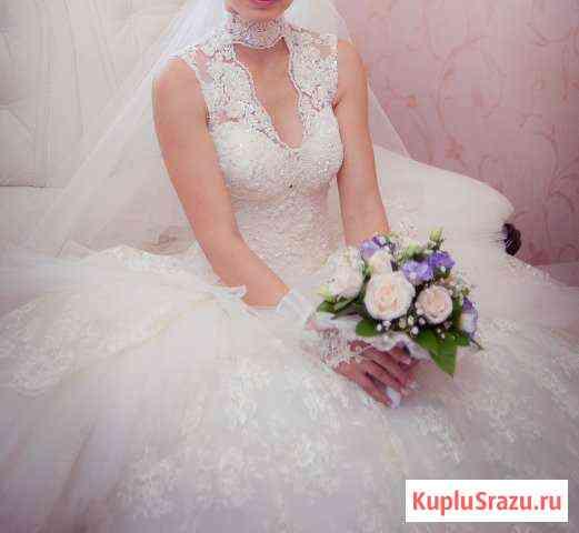 Продам свадебное платье Нижневартовск