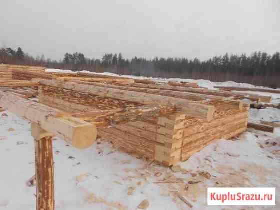 Сруб 3х4 + 2м. вынос Великий Новгород