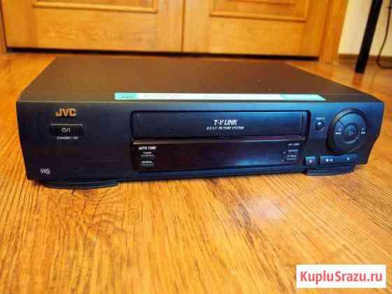 Видеомагнитофон VHS JVC HR-J260 Саратов