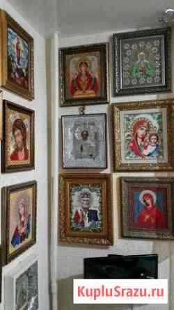 Иконы из бисера Ульяновск