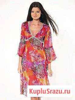 Новое платье-туника вискоза Venera Италия р 44 Москва