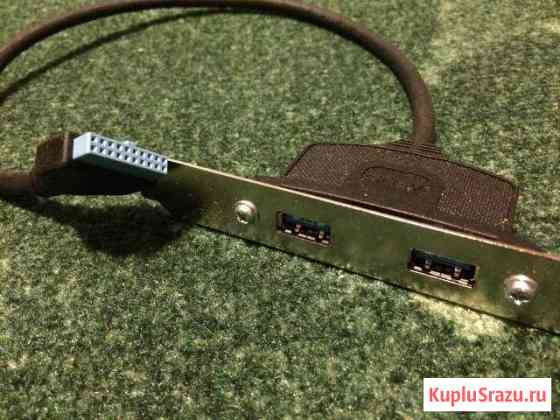 Заглушка x2 USB 3.0 Москва