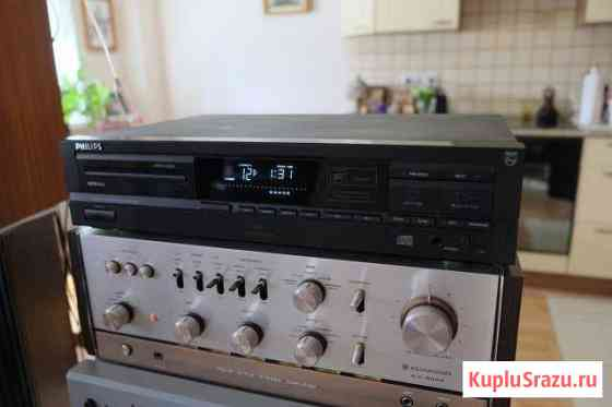Philips CD-614 twin DAC TDA1543 Санкт-Петербург