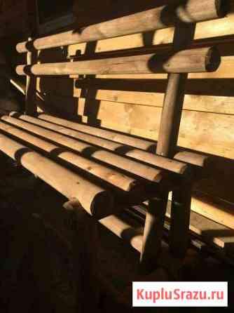 Лавки скамейки для сада Форносово