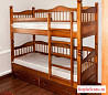 Кровать двухъярусная 70*170см