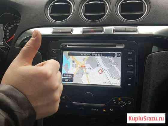 Новые карты в ваш навигатор. Карты для грузовиков Сухой Лог