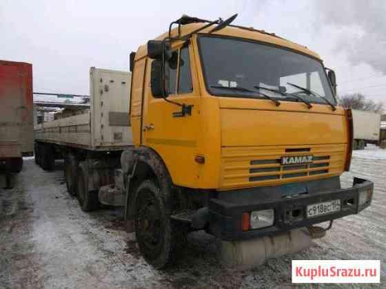 Водитель категории Е на длинномер Новосибирск