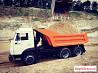 Доставка : Песок щебень пгс земля грунт навоз глин