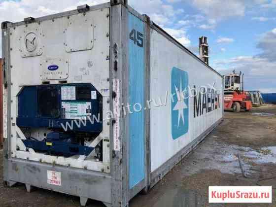 Рефконтейнер 45 футов Carrier модель ML2i 2004 год Якутск