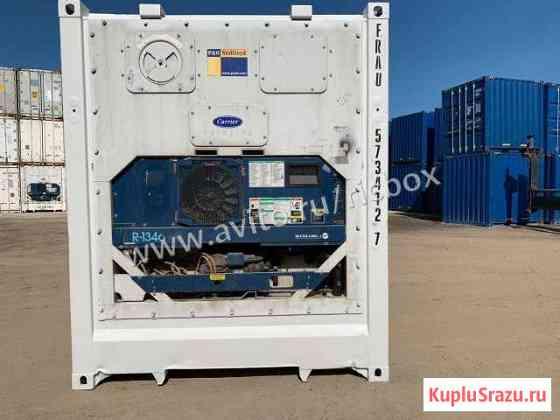 Рефконтейнер 40 футов Carrier ML2 frau 5734127 Нерюнгри