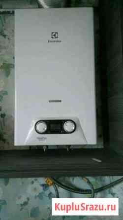Газовый водонагреватель Electrolux проточный Тюмень