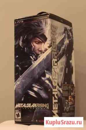Metal Gear Rising: Limited Edition (коллекционное) Ханты-Мансийск