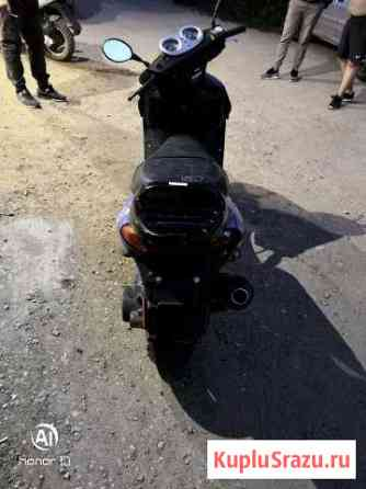Скутер Икша