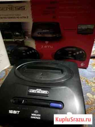 Sega Genesis (50 игр) Верея
