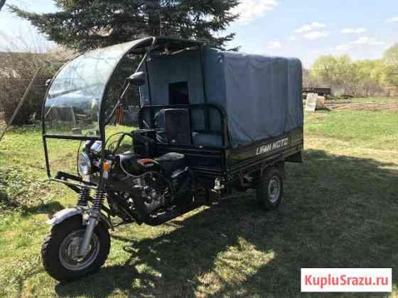Трицикл lifan LF200ZH-3 люкс ЛМС
