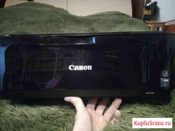 Принтер Canon Пески